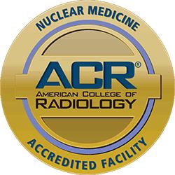 ACR Nuclear Medicine seal